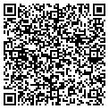 QR code with M & G Power Video contacts