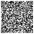 QR code with B and B Starlight Transmission contacts