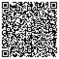 QR code with D & C Small Engine Repair contacts