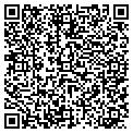 QR code with D & W Repair Service contacts