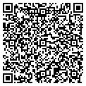 QR code with All Florida Paint Dctg Ctrs contacts