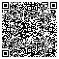 QR code with P & H Hydraulic Sales & Service contacts