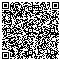 QR code with P M Construction & Rehab contacts