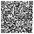 QR code with J & J Brake & Auto Parts contacts