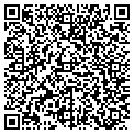 QR code with B & B Auto Machining contacts
