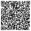 QR code with G & R Landscapes Inc contacts