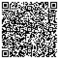QR code with C & A Entps of Treasure Coast contacts