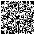 QR code with B & M Microscope LLC contacts