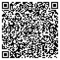 QR code with AMS Printing contacts