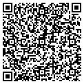 QR code with Pampered Poodle contacts