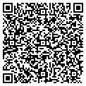 QR code with A & G Medical Supply contacts