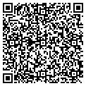 QR code with J & T Equipment & Parts contacts