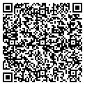 QR code with MJM Presents Inc contacts