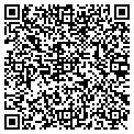 QR code with R & S Dump Trucking Inc contacts