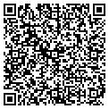 QR code with R M General Service contacts