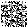 QR code with R & S Upholstery Service contacts