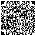 QR code with D & R Tool & Mold Inc contacts