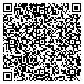 QR code with P J Pinto Insurance Inc contacts