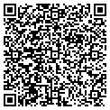 QR code with T & D Electric Inc contacts