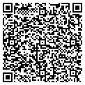 QR code with C & C Gifts & Thrift Shop contacts