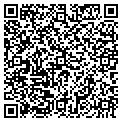 QR code with P M Eckman Advertising Inc contacts