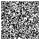 QR code with R & J Management Service Inc contacts