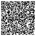 QR code with J & E Medical Equipment Corp contacts