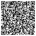 QR code with Dames & Moore contacts