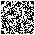 QR code with All Glass Tinting contacts
