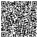 QR code with Hocevar Video contacts