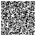 QR code with Gimix Inc contacts