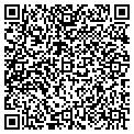 QR code with M & S Tropical Produce Inc contacts