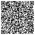 QR code with John R Robinson MD contacts