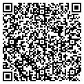 QR code with S & L Auto Body Inc contacts