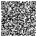 QR code with D & J Hallmark contacts