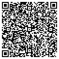QR code with C & T Lawn Service contacts