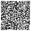 QR code with V & R Trading Inc contacts
