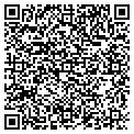 QR code with All Brite Building Mntnc Inc contacts