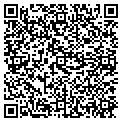 QR code with C & M Engine Service Inc contacts