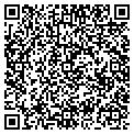 QR code with H Llanes Air Conditioning Corp contacts
