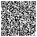 QR code with H & I Cabinet Shop contacts