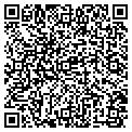 QR code with JFK Hospital contacts