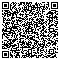 QR code with K & K Naturals contacts
