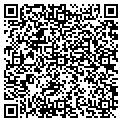 QR code with B & B Printing Of Largo contacts
