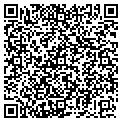 QR code with HMS Hose House contacts