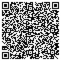 QR code with B K Marine Construction contacts