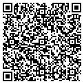 QR code with K & L Food Market contacts