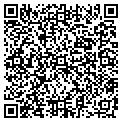 QR code with C & J Feed Store contacts