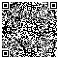 QR code with B & J Walters Landscaping contacts