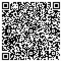 QR code with Donald Cox MD contacts